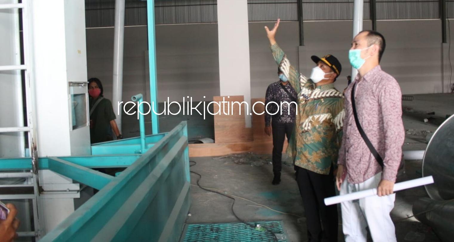 Pabrik Pengeringan Palawija Diharap Tingkatkan Perekonomian Petani Sidoarjo