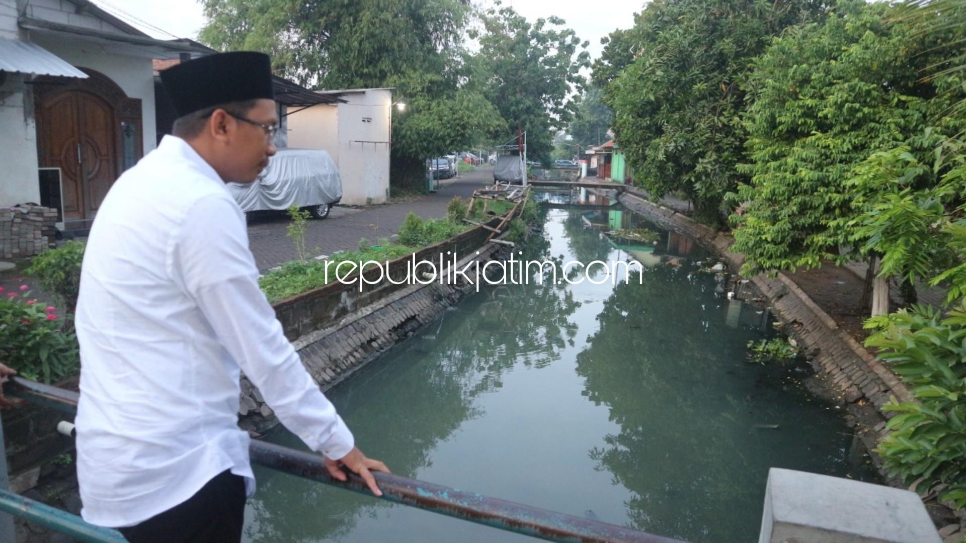 Atasi Banjir di Sidoarjo, Gus Muhdlor Bakal Revitalisasi Sungai dan Bangun RTH