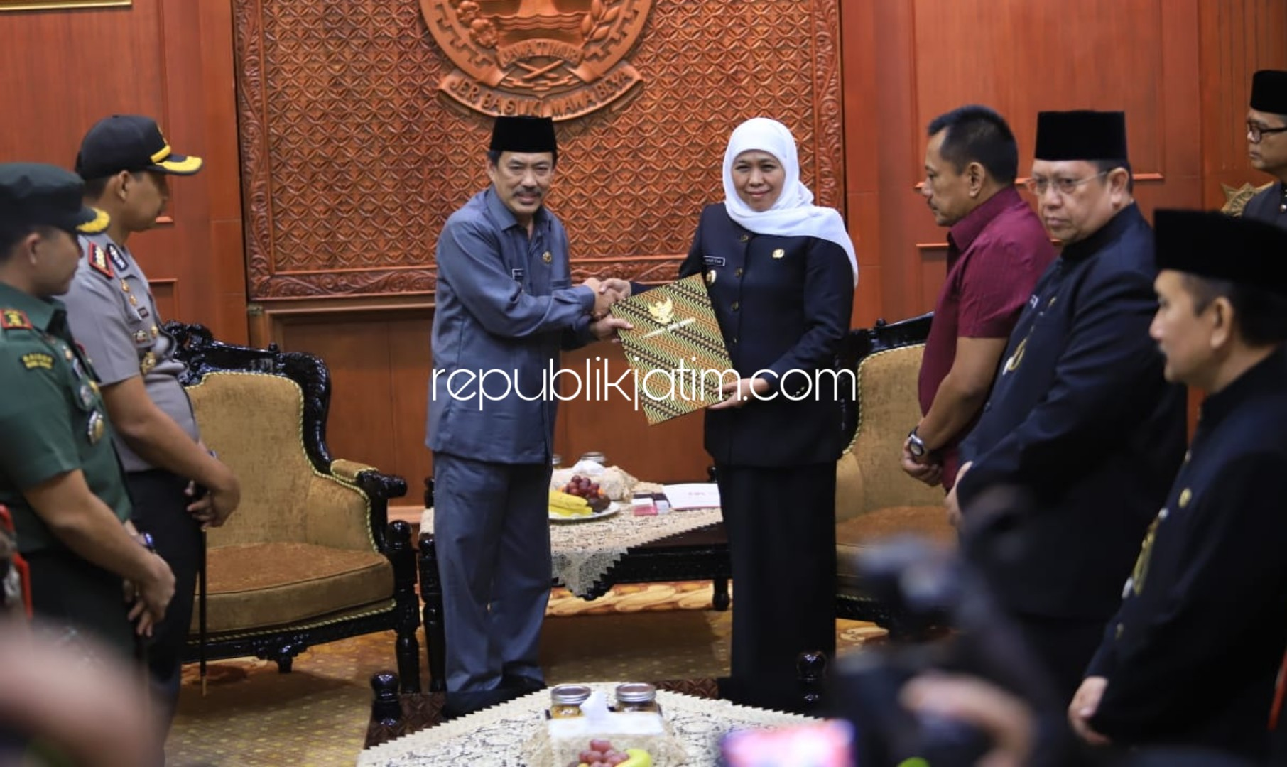 Bupati Terjerat OTT KPK, Kemendagri Tunjuk Cak Nur Jabat Plt Bupati Sidoarjo