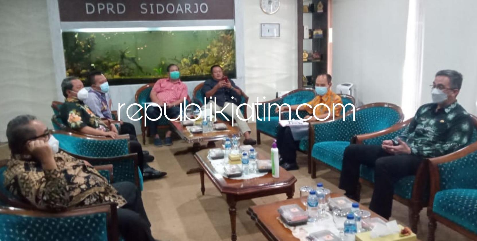 Dianaktirikan Jalan dan Infrastruktur Rusak Tak Diperbaiki, Dewan Desak Pemekaran Wilayah Sidoarjo Barat
