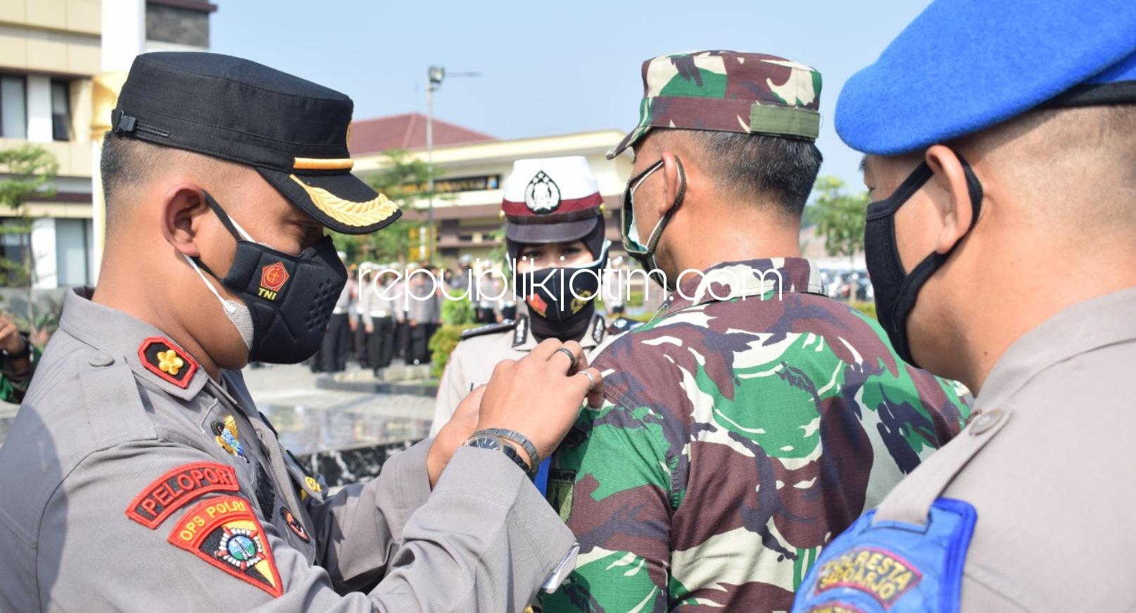 Selama 14 Hari Ke Depan, Polresta Sidoarjo Gelar Operasi Keselamatan Semeru 2021