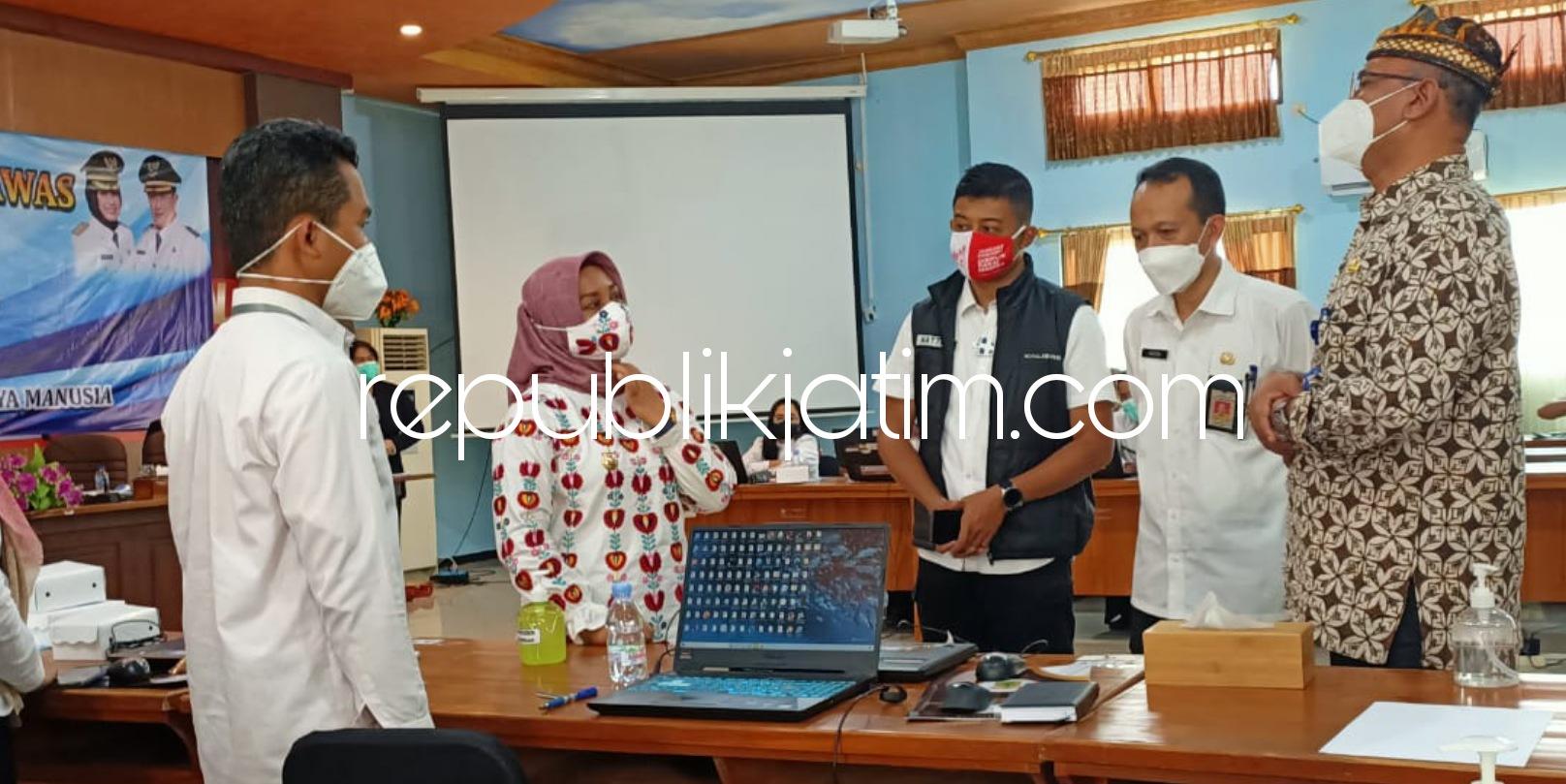 Diikuti 268 Pejabat, BKPSDM Pemkot Mojokerto Gelar Assesment Pejabat Eselon 4