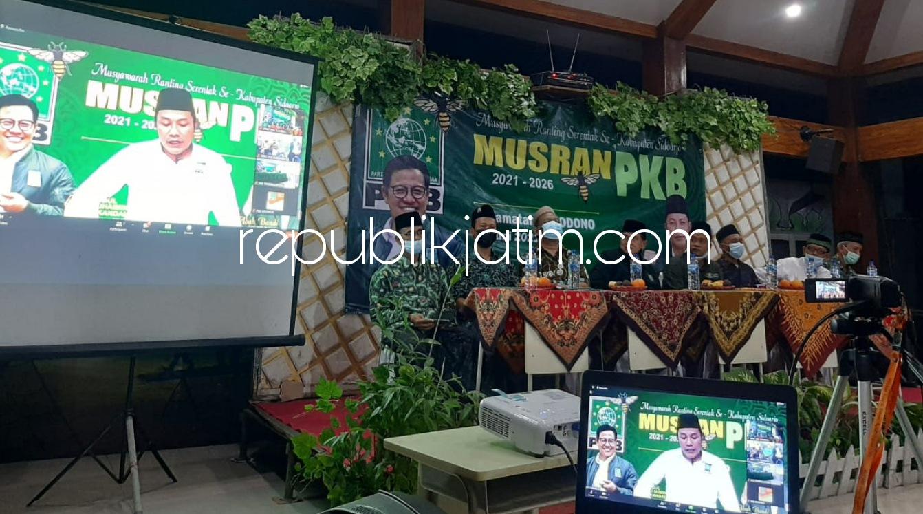 Target Raih 20 Kursi di DPRD, Ketua Ranting PKB Tidak Loyal Harus Siap Diganti