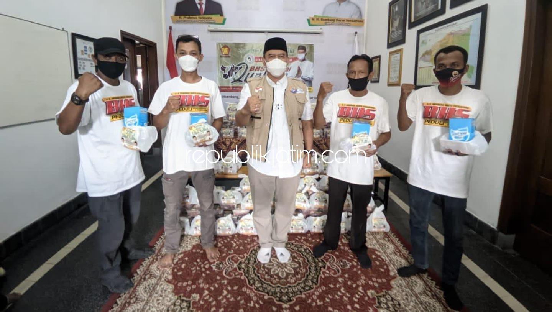 BHS Berbagi Puluhan Ribu Daging Kurban Untuk Warga Terdampak Covid-19 di Sidoarjo dan Surabaya