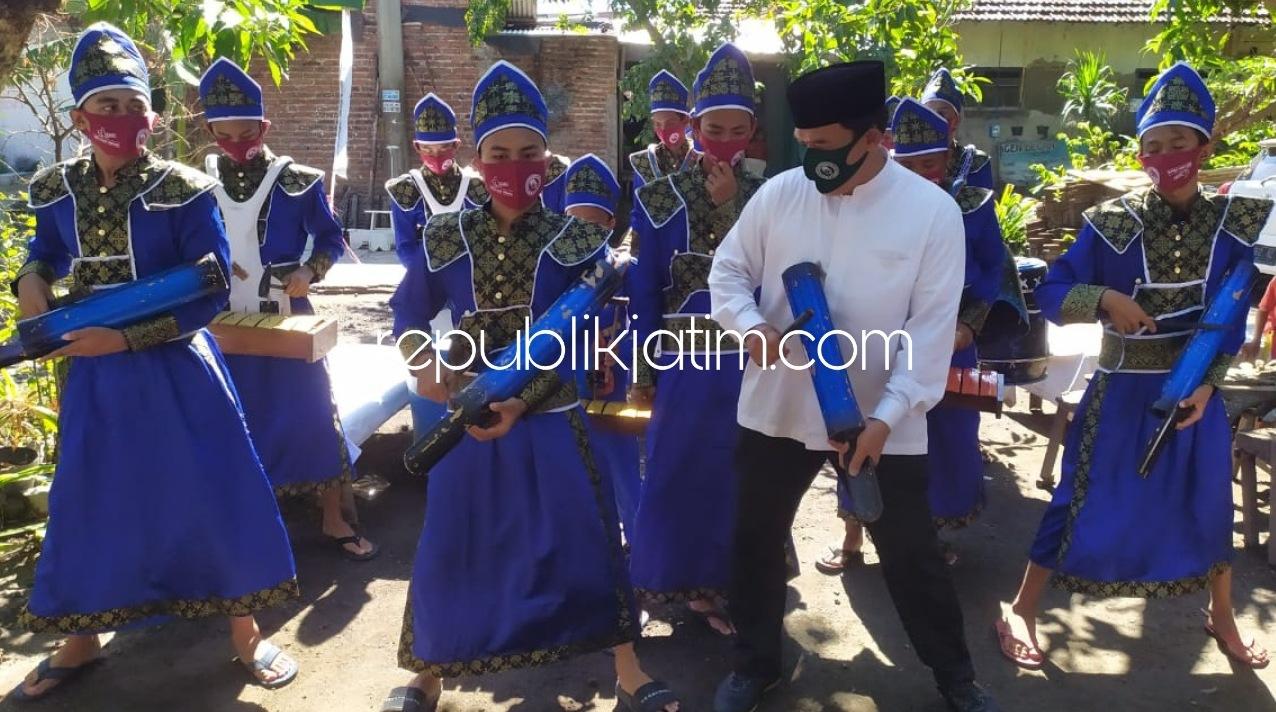Dorong Masuk MURI dan Ekstra Kurikuler, BHS Siap Kenalkan Musik Patrol Sidoarjo hingga Mancanegara