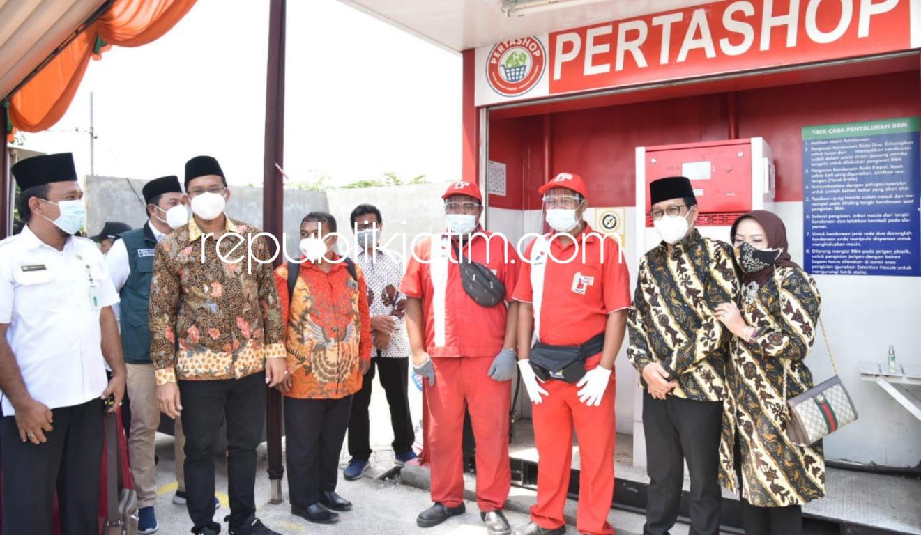 Ingatkan Minimarket Tidak Masuk Desa,  Keberadaan BUMDes Juga Tidak Boleh Mematikan Usaha Milik Warga