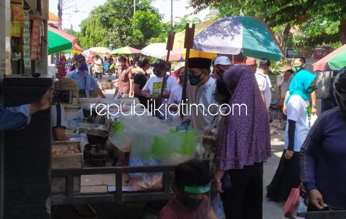 BHS - Taufiq Siapkan Relokasi Pasar Tebel Saat Terdampak Pembangunan Frontage Road