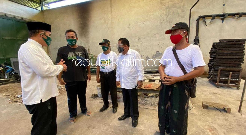 Jaga Stabilitas Harga, BHS - Taufiq Siap Fasilitasi Pendirian Pabrik Tepung di Sidoarjo