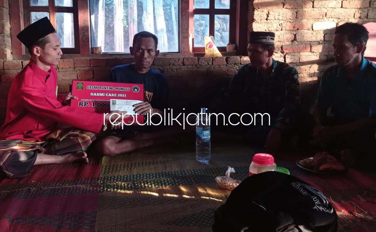 Gasmi Munggu Ponorogo Peduli : Jika Sakit Datang Tak Ada Manusia Yang Digdaya dan Sakti
