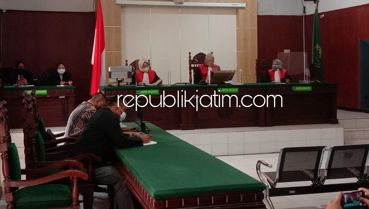 Gugatan Hutang Piutang Pensiunan Polisi Terhadap Wabup Ditolak Majelis Hakim Pengadilan Negeri Sidoarjo