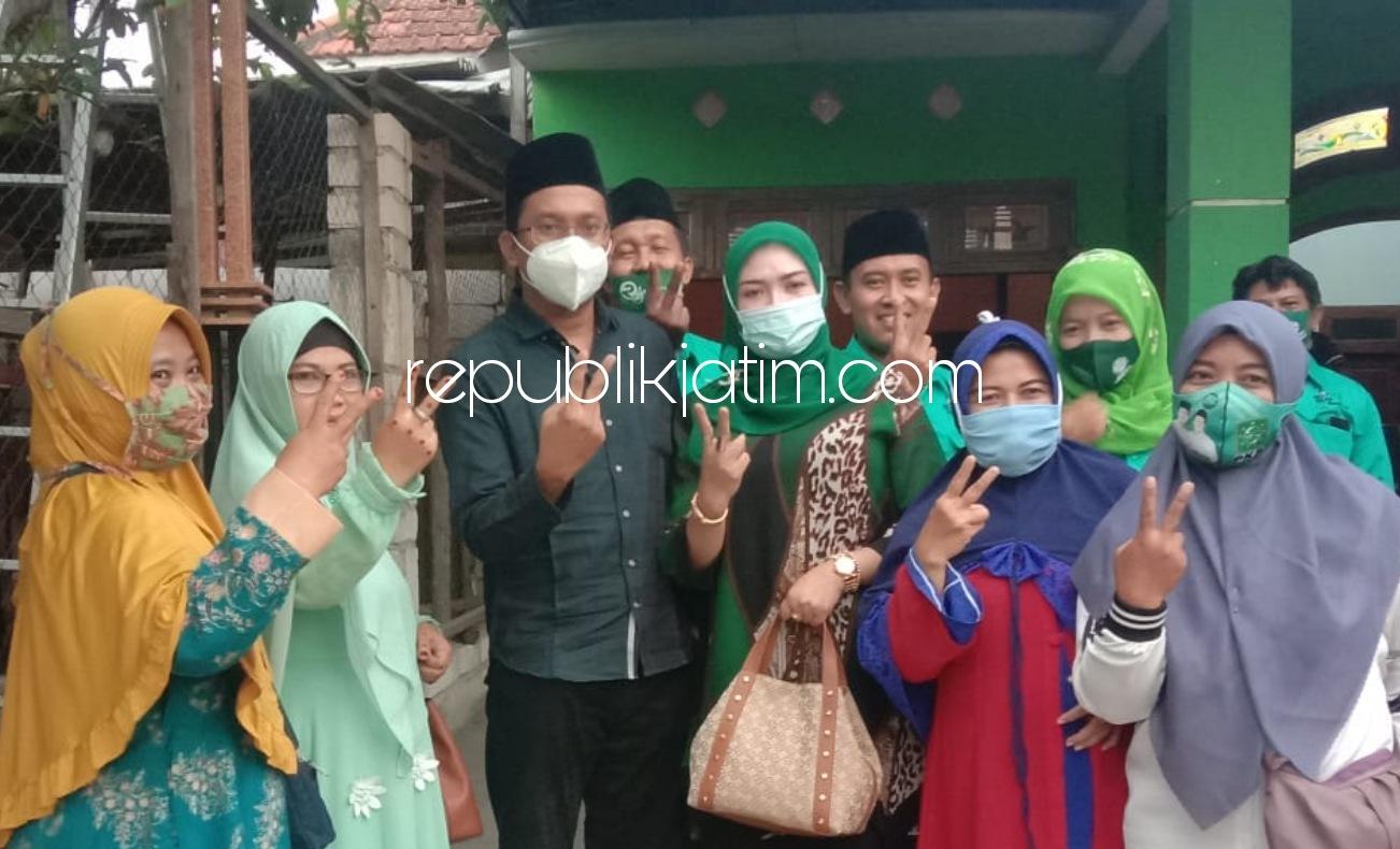Loyalis dan Relawan Militan Balongbendo Dongkrak Suara Gus Muhdlor-Subandi Lampaui Hasil Pileg 2019