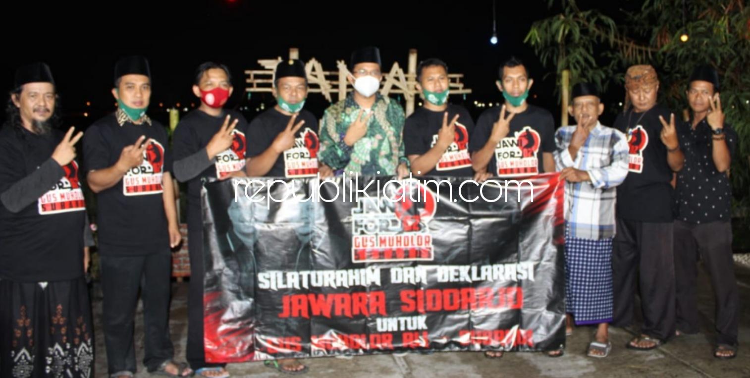 Pendekar Jawi Sidoarjo Siap Menangkan Gus Muhdlor-Subandi di Pilkada Sidoarjo