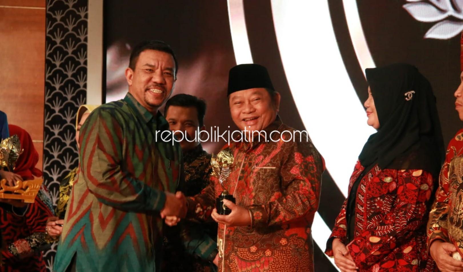 API Anugerahi Lusi Destinasi Wisata Terpopuler Kedua di Indonesia