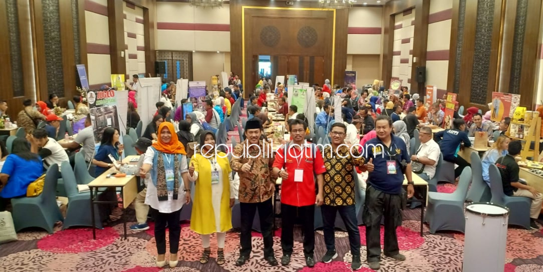 Cak Nur : Table TOP Travel Fair 2019 Geliatkan Pariwisata Sidoarjo
