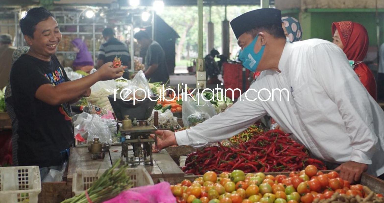 Geliatkan Perekonomian Pasar Induk Puspa Agro, BHS - Taufiq Siapkan Transportasi Publik dan Jalan Baru