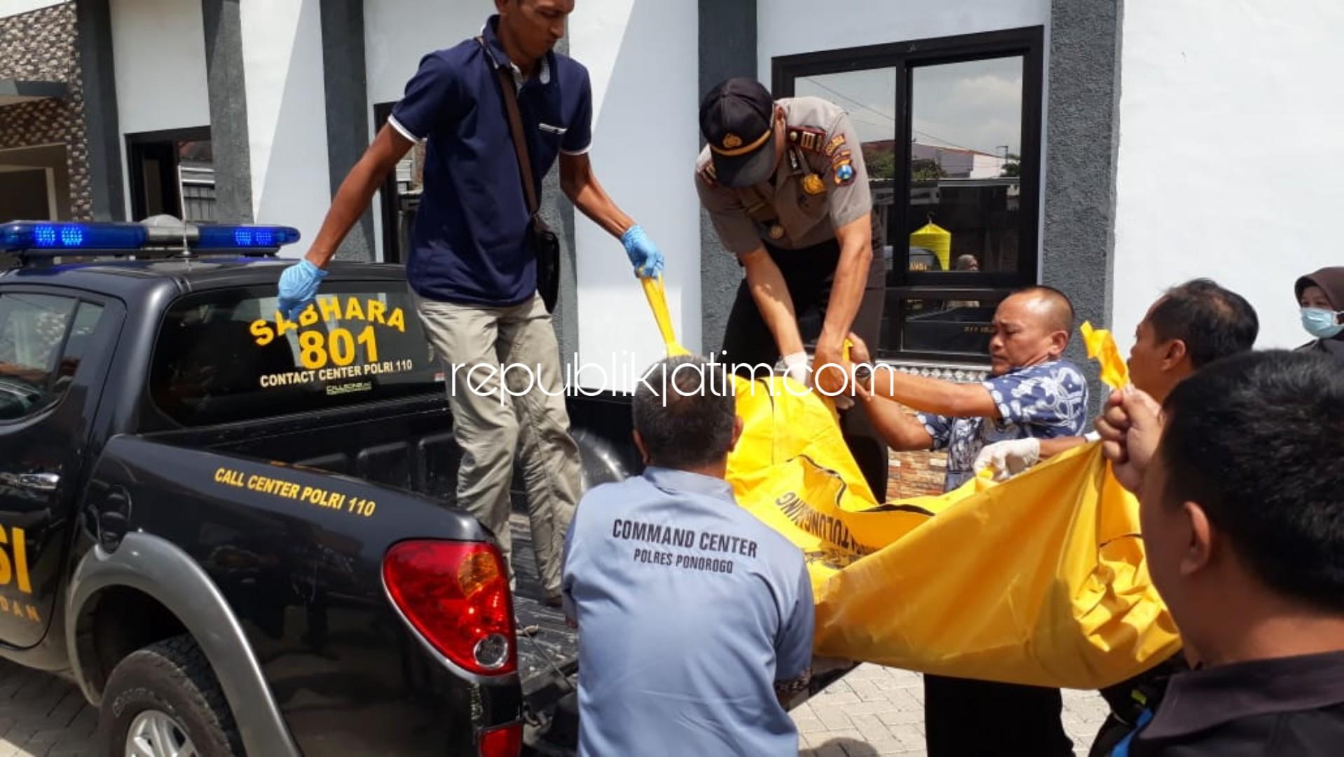 Pegawai BTPN Ponorogo Ditemukan Tewas di Kamar Kos