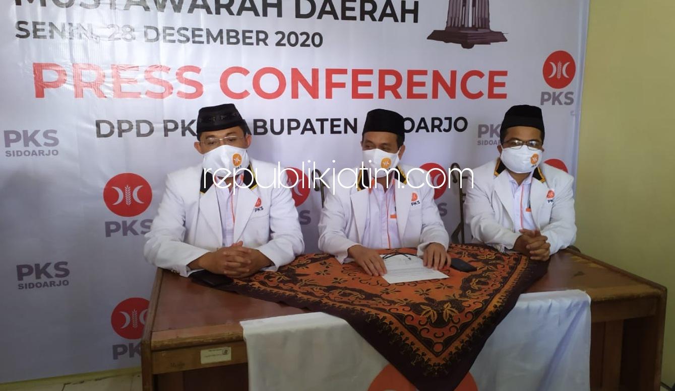 Deny Nahkodai PKS Sidoarjo Gantikan Anang Maruf, Targetkan 6 Kursi Dewan di Pileg 2024