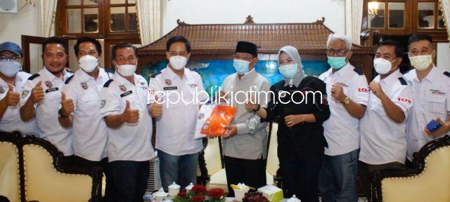 Jalin Silaturrahmi, Tiga Komunitas Otomotif Bertemu Pj Bupati Sidoarjo