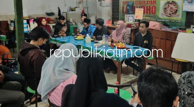 Kaderisasi PMII Sidoarjo Harus Melahirkan Role Model Kepemimpinan Inovatif
