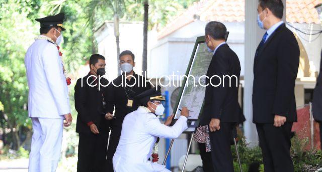 Ukur Kinerja Kepala OPD Pemkab Sidoarjo, Gus Muhdlor Wajibkan Seluruh Pimpinan Teken Pakta Integritas