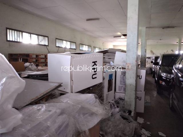 KPU Sidoarjo Siapkan 3.079 Kotak Suara Kardus di Pilkada 2020