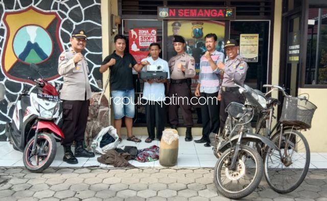 Polisi Ringkus Pemuda Spesialis Pembobolan Sekolah dan Ruko, Temannya Masih DPO
