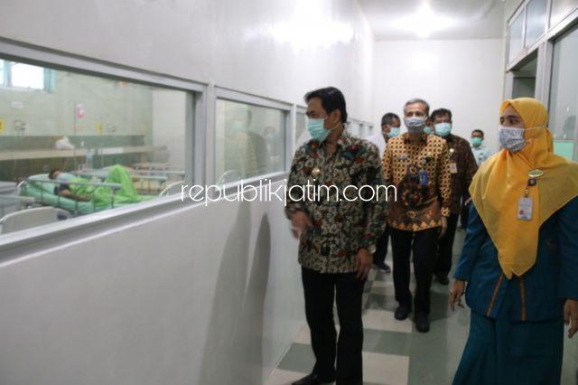 Tiga Rumah Sakit Rujukan Covid-19 di Sidoarjo Kekurangan APD dan Masker N95