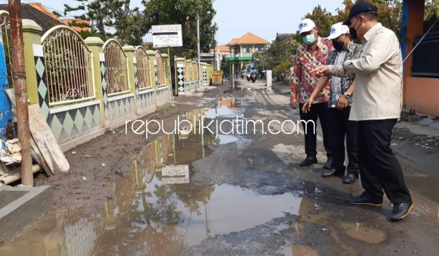 Apresiasi Perbaikan Jalan di Sidoarjo, BHS Ingatkan Prosedur Pengaspalan Agar Tak Dikerjakan Asal-Asalan