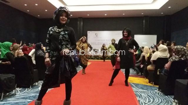 Peringatan Kartini di Luminor Hotel Diramaikan Bazar UMKM dan Fashion Show