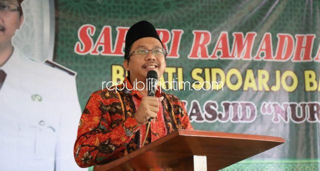 Di Sidoarjo, Gus Muhdlor Izinkan Sholat Idul Fitri di Masjid dan Musala