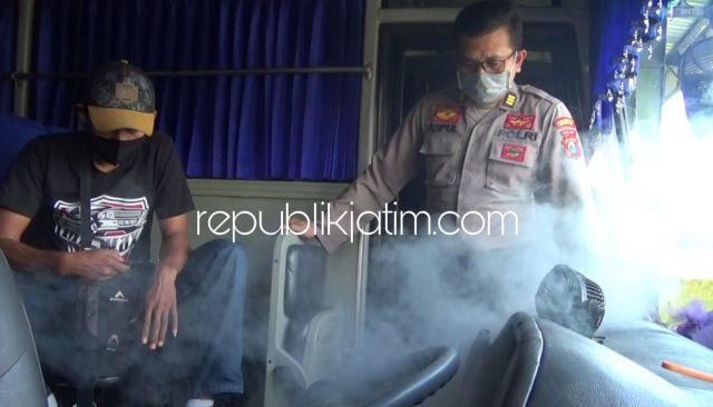 Antisipasi Covid-19, Mr Wax Siap Fogging 1.000 Kendaraan Operasional Polisi dan Dinkes