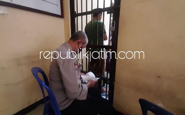 Kapolsek Sukorejo Setiap Hari Ajari Tahanan Sholat Dan Ngaji