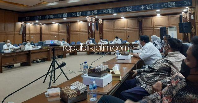 Dewan Sidoarjo Desak Satgas Covid-19 Perhatikan Isoman, Persoalkan Penyaluran Bansos