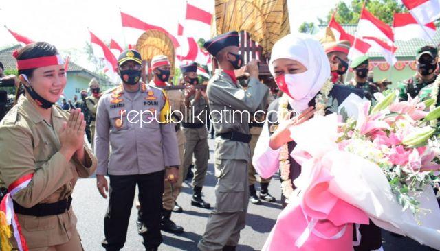 Instruksi Presiden Nomor 6 Tahun 2020, Dorong TNI-Polri Tingkatkan Disiplin Protokol Kesehatan