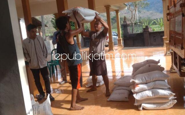Bulog Ponorogo Distribusikan 1.391,13 Ton BSB untuk 46.371 Keluarga Miskin