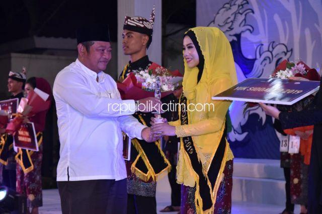 Guk Deni dan Yuk Lina Dinobatkan Jadi Duta Wisata Sidoarjo 2019