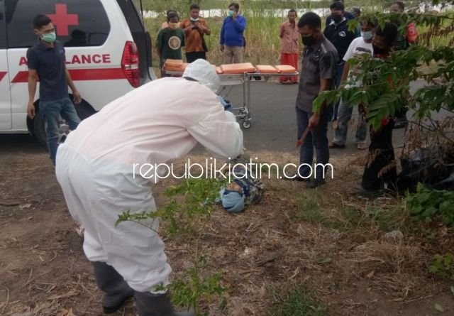 Mengeluh Sakit, Petani Banjarasri Tanggulangin Ngonthel Tewas Mendadak di Jabon