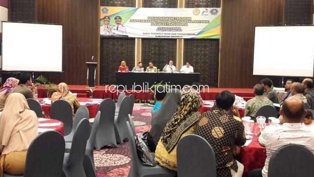 350 Pengusaha di Sidoarjo Digembleng Aturan Mesin Pertamini Tak Bisa Ditera