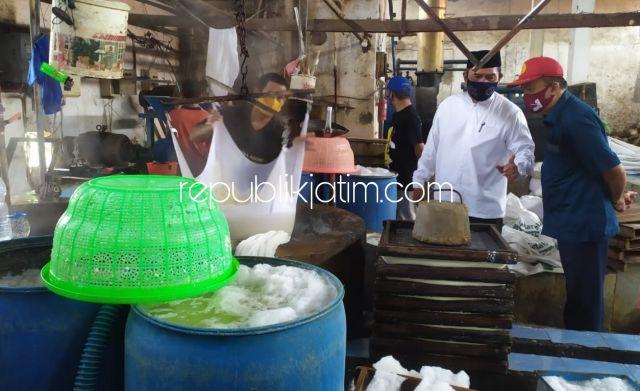 100 Hari Kerja BHS - Taufiq Bakal Selesaikan Semua Jenis Perizinan UMKM di Sidoarjo