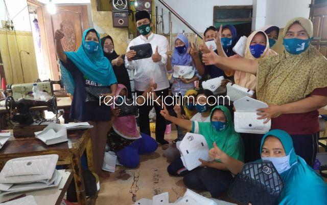 BHS - Taufiq Ajak Pemkab Bantu Pasarkan Produk-Produk UMKM Sidoarjo Secara Offline dan Online