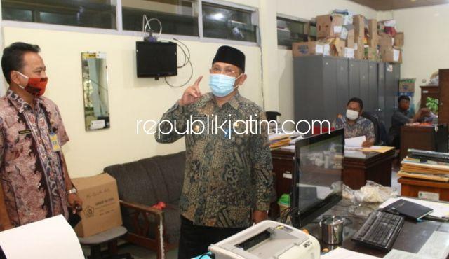 Libur Panjang, Pj Bupati Sidoarjo Ingatkan ASN Matikan Seluruh Instalasi Listrik