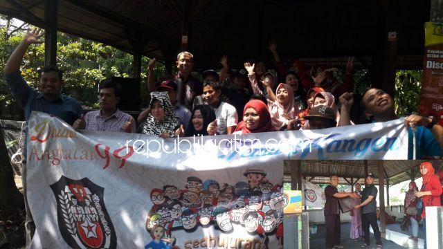Temu Kangen Alumni SDN Masangan Kulon, Tanggalkan Status Sosial Demi Kebersamaan