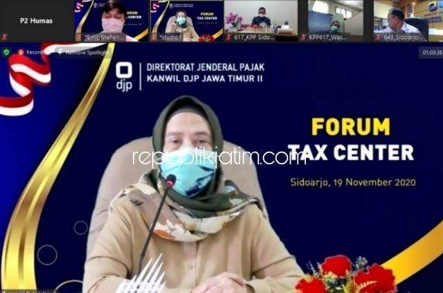Dorong Kepatuhan Pajak, DJP Jatim II Gelar Forum Tax Center Bersama 9 Perguruan Tinggi