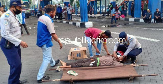 Penumpang Asal Magetan Tewas Terlindas Bus PO Sugeng Rahayu di Terminal Bungurasih