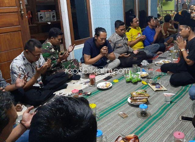 Jelang Pilkades Serentak, Cangkrukan Kopsol Alternatif Jaga Kamtibmas di Balongbendo