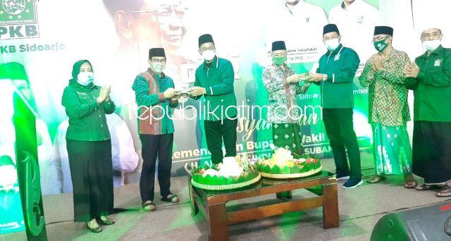 Gus Muhdlor Rangkul Semua Legislator, Ajak PKB Bisa Nguripi NU Sidoarjo