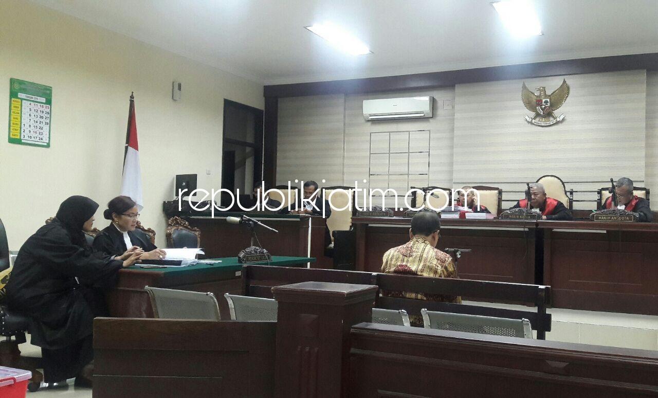 Ketua Pansus Pdau Sidoarjo Diganjar 1 Tahun Penjara # Muebles Coarte Manta